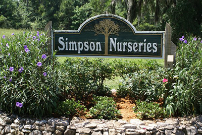 Simpson Nurseries, Jefferson County, Florida