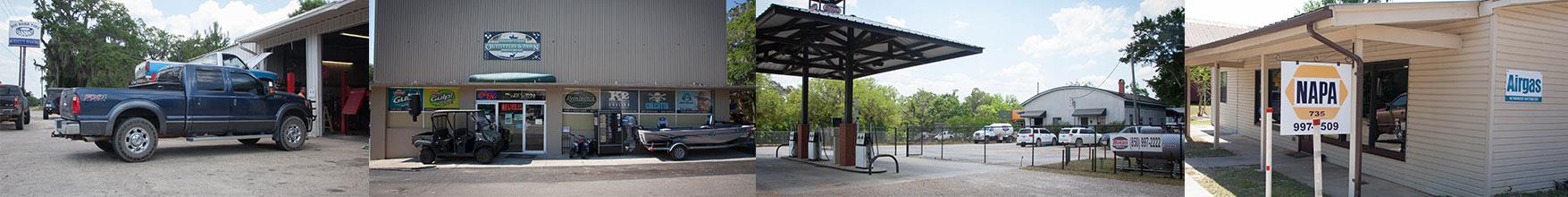 Commerce in Jefferson County, FL, Jefferson County, FL